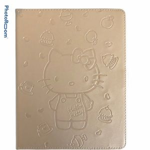 Other - Hello Kitty Gold IPad 2 3 4 Case Cover 4th…